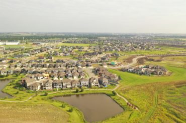 aerial-shot-of-housing-neighborhoods